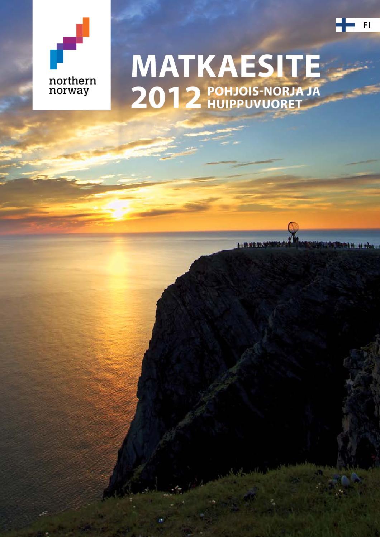 Matkaesite 2012 - FINNISH by NordNorsk Reiseliv - issuu b13386da70