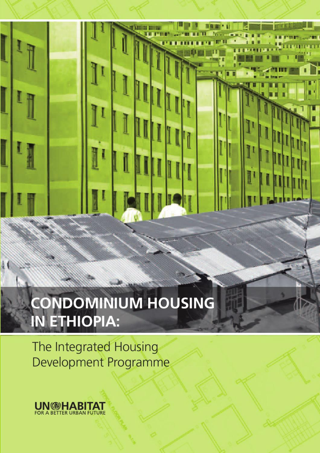 Condominium Housing in Ethiopia - Housing Practices Series