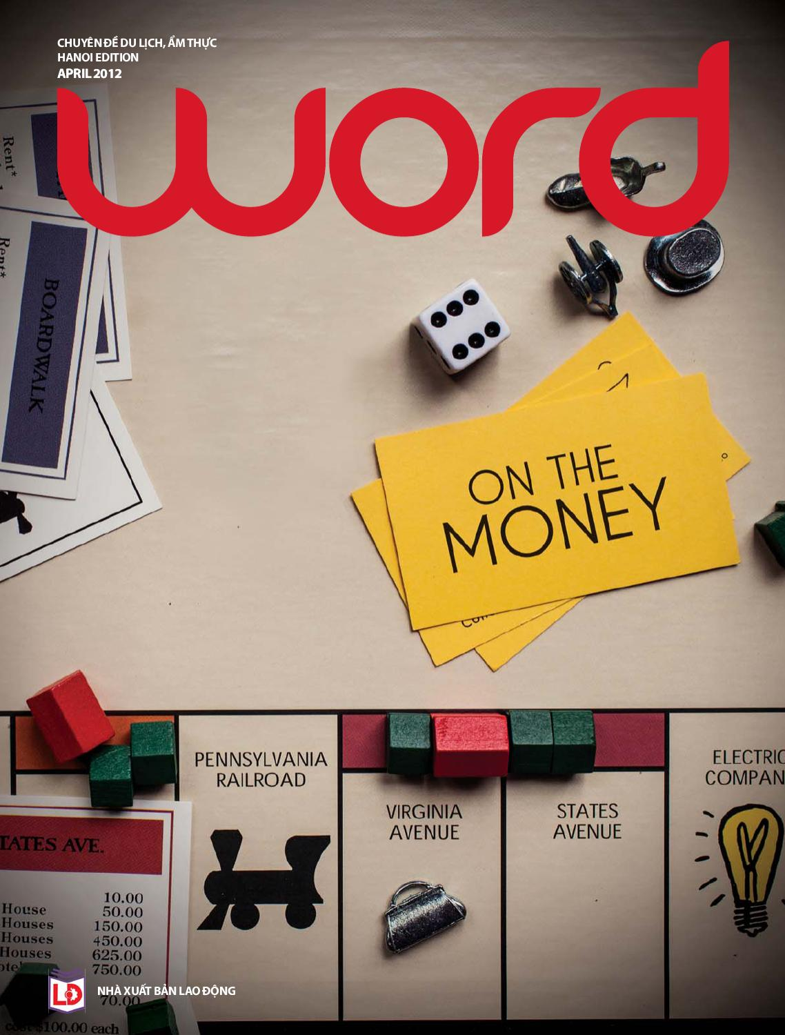 ffca90e65 The Word Ha Noi April 2012 Issue by Word Vietnam - issuu