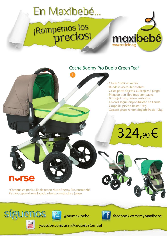 Rompemos los precios by Maxibebe - issuu