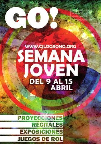 Revista Go Logroño La Rioja Abril 2012 By Laguiagocom Issuu