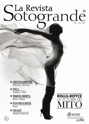 online retailer 4be48 a0e7a La Revista de Sotogrande 68 by HCP GROUP SOTOGRANDE - issuu