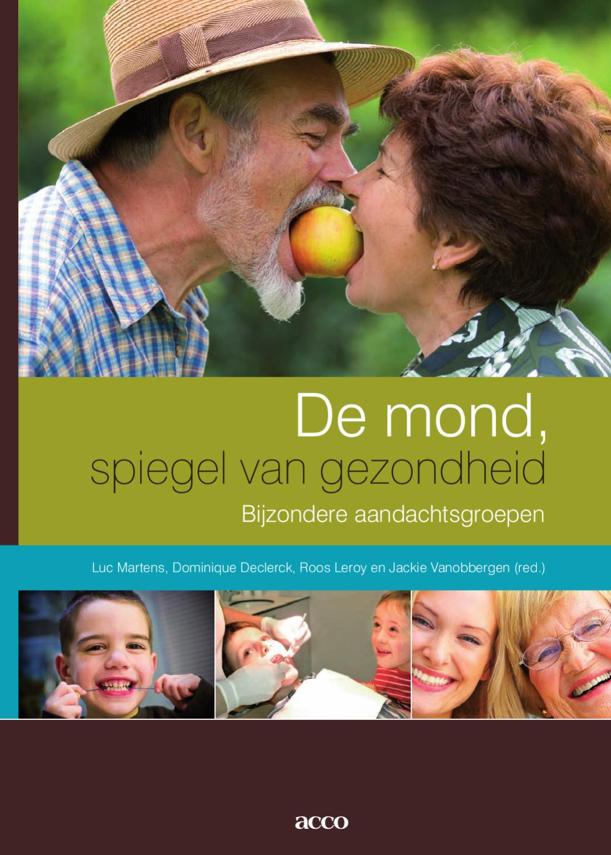 De mond spiegel van gezondheid inkijkexemplaar by uitgeverij acco issuu - Meubilair van de ingang spiegel ...