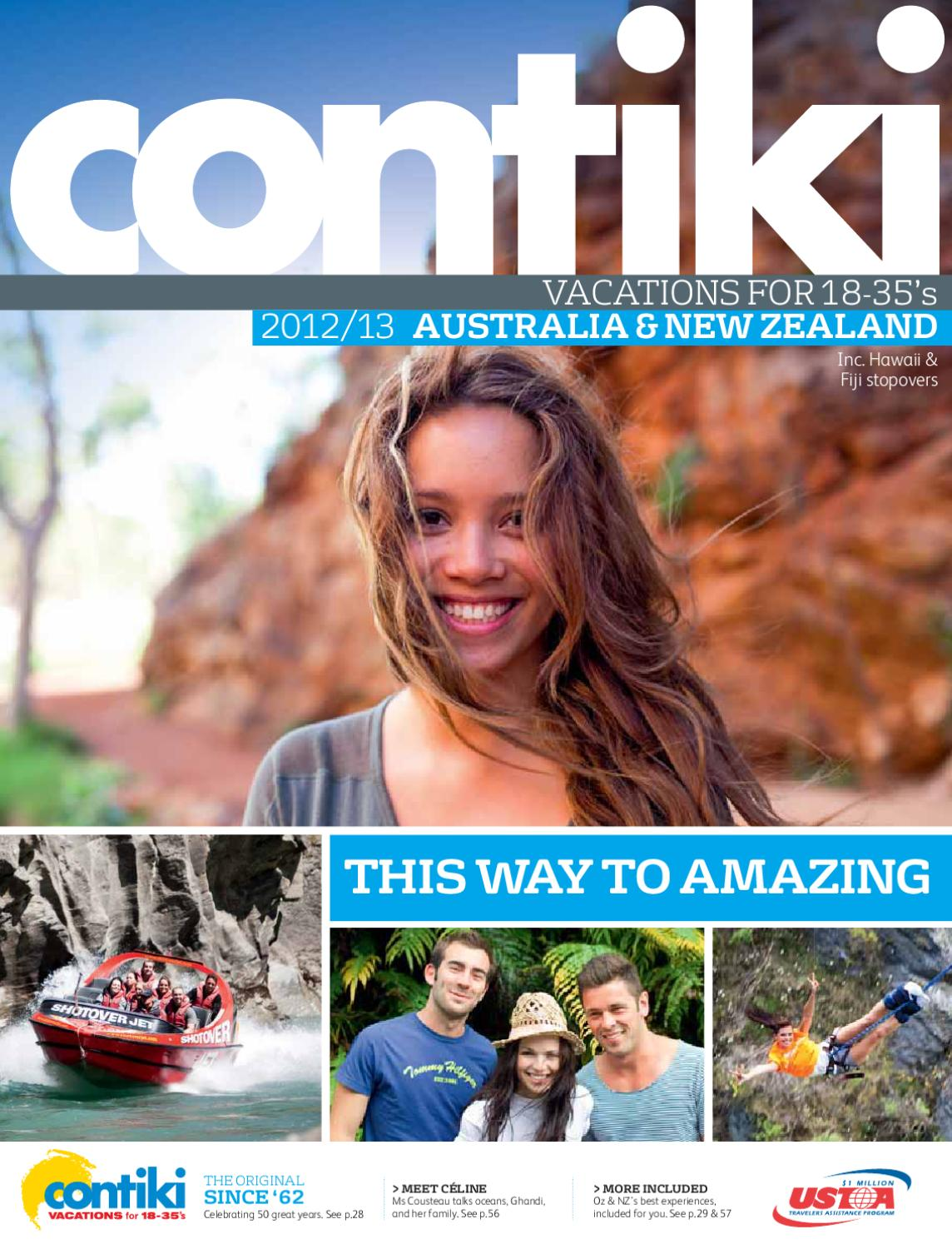 79ae05cc919 Contiki Vacations South Pacific eBrochure 2012-13 (USD) by BS T - issuu