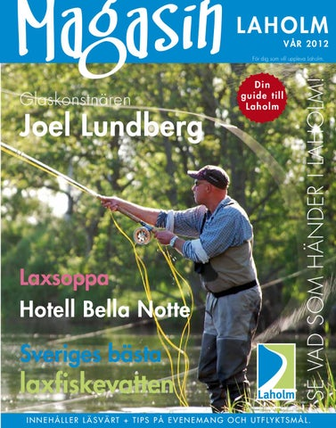 Magasin Laholm sommar 2015 by MacMedia - issuu