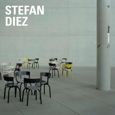 Page 1. Industrial Design. STEFAN DIEZ 12 Home Design Ideas