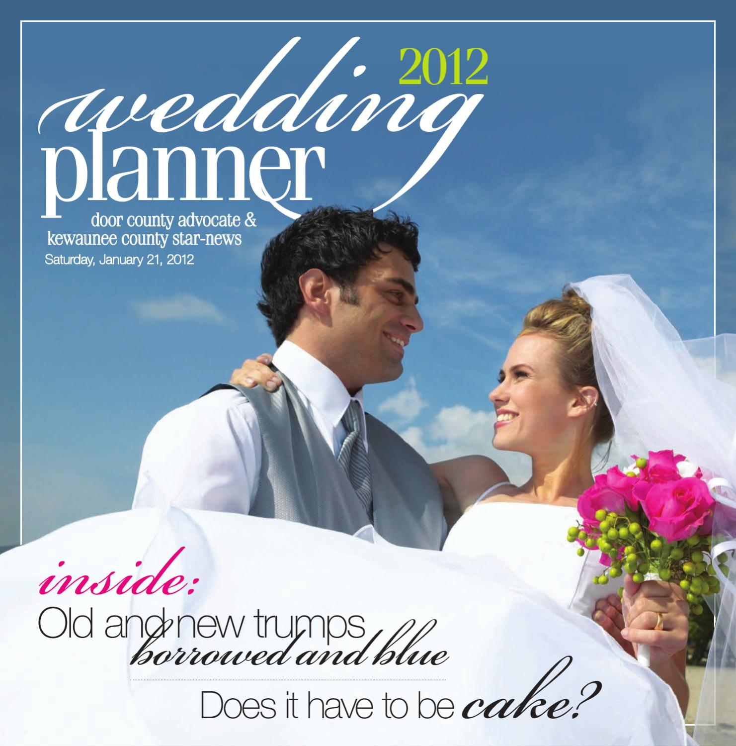 076446998 Wedding planner by Gannett Wisconsin Media - issuu