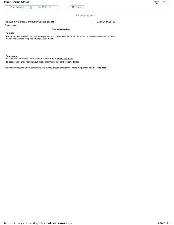 List of GASB Statements