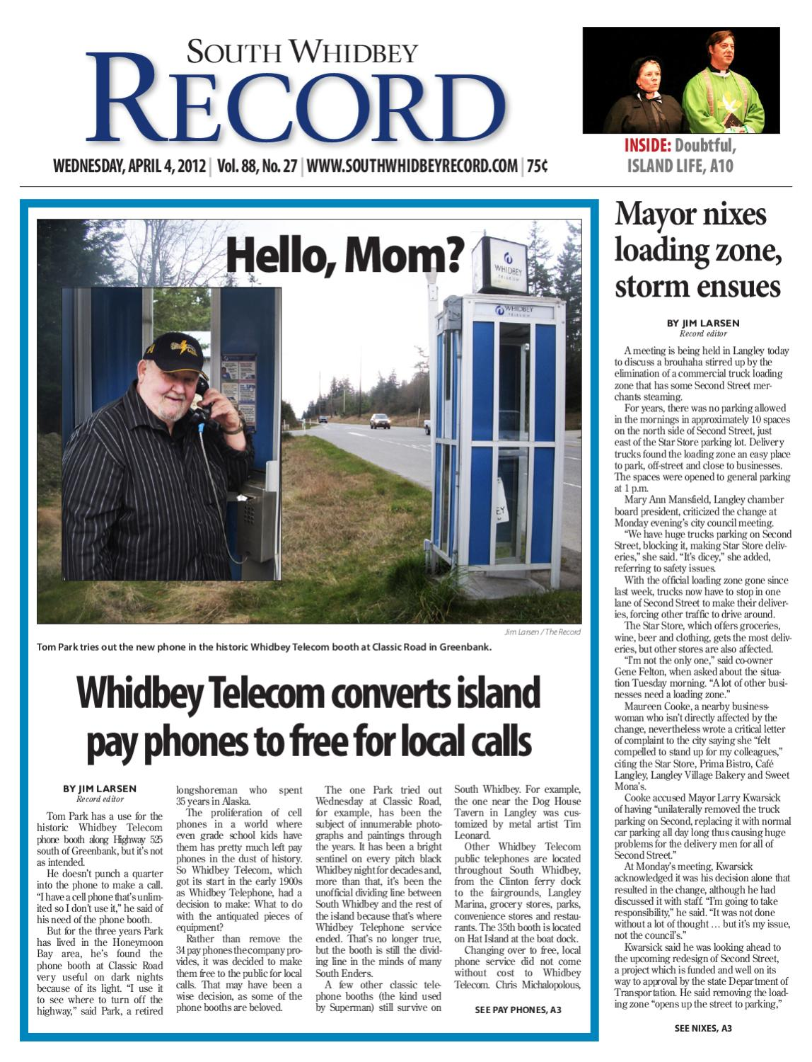 south whidbey record april 04 2012 by sound publishing issuu