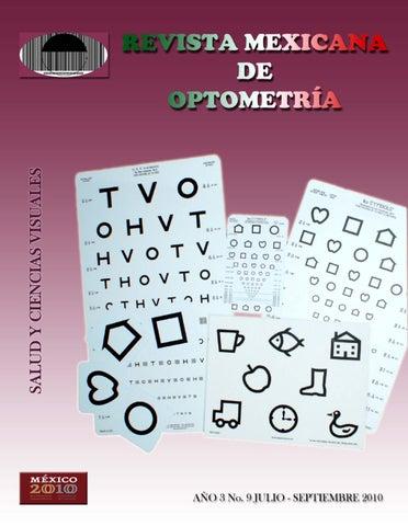 Cuales son las especialidades de optometria