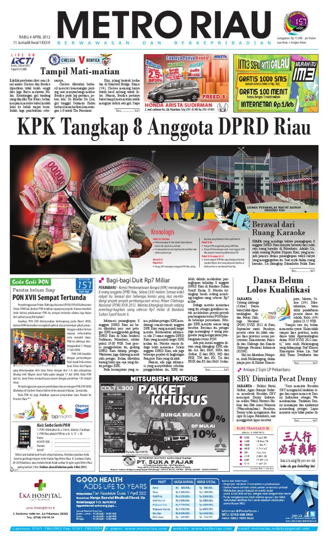 Metroriau 04 2012 By Harian Pagi Metro Riau Issuu Produk Ukm Bumn Pusaka Coffee 15 Pcs Kopi Herbal Nusantara Free Ongkir Depok Ampamp Jakarta