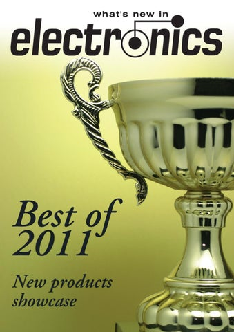 What's New in Electronics Best of 2011 by Westwick-Farrow