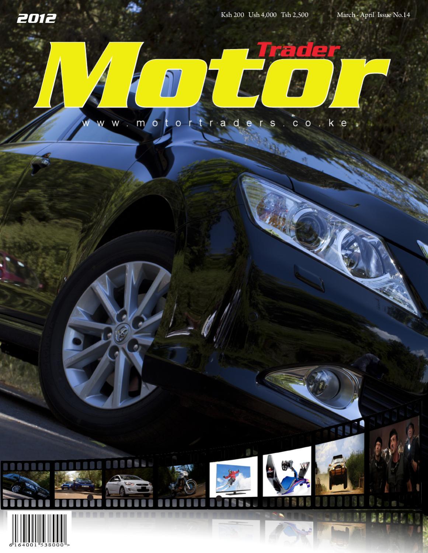 Motor Trader by Motor Trader Limited - issuu