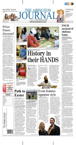 The Abington Journal 04-04-2012 by The Wilkes-Barre Publishing ... 36ccbed8a4