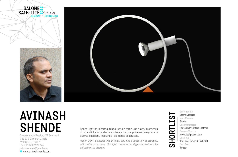 SaloneSatellite Catalogue 2012 by Salone del Mobile Milano