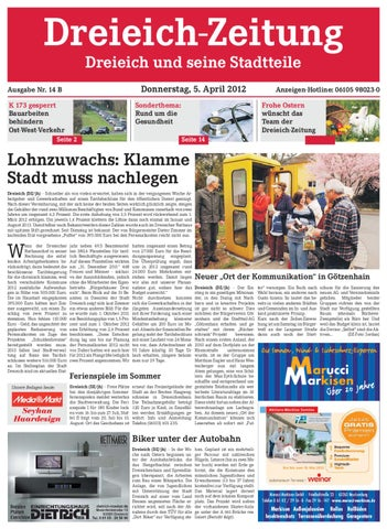 b4d4bc430e4629 DZ_Online_014_B by Dreieich-Zeitung/Offenbach-Journal - issuu