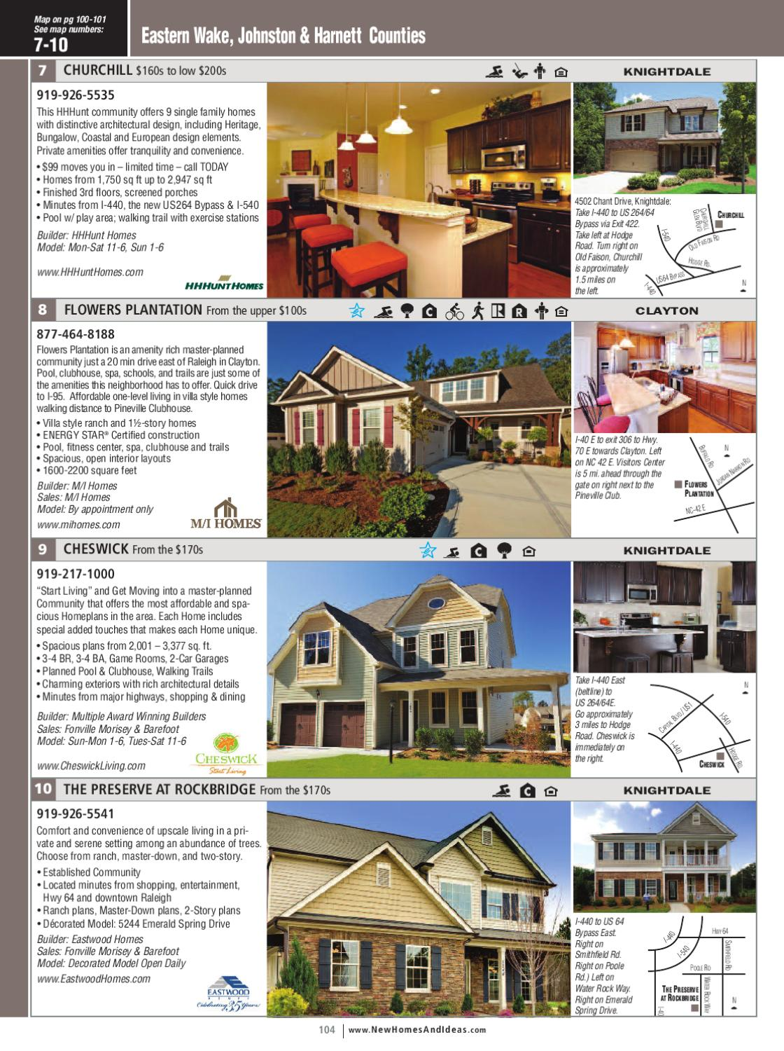 New Homes & Ideas Spring 2012 Issue by New Homes & Ideas - issuu