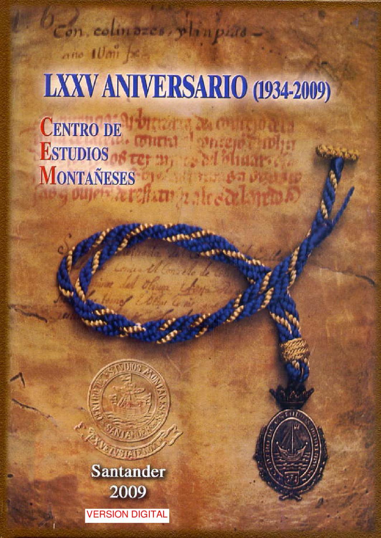 Libro 75 Aniversario Cem 1934 1975 By Centro De Estudios  # Muebles Hoznayo Horario