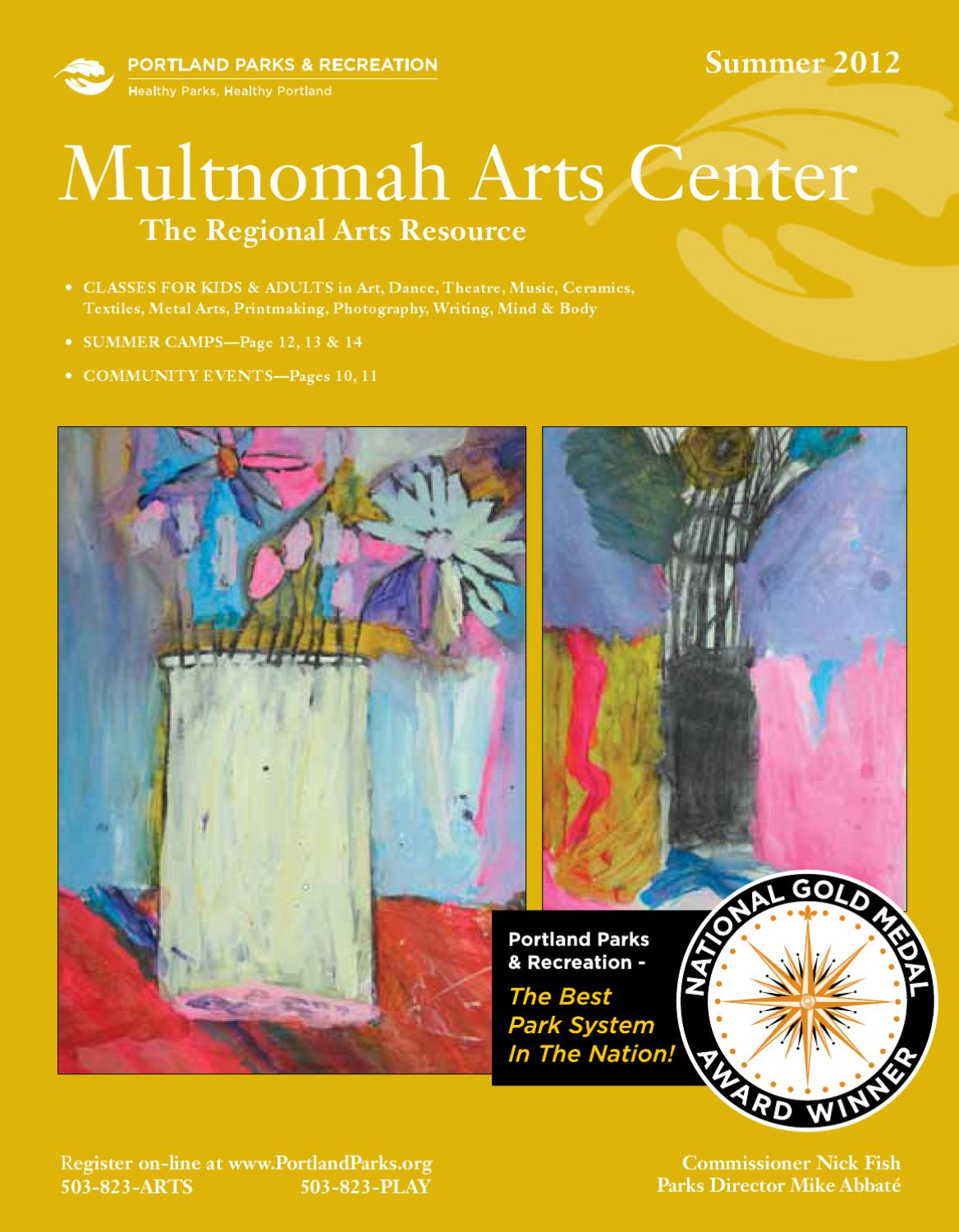 Multnomah Arts Center