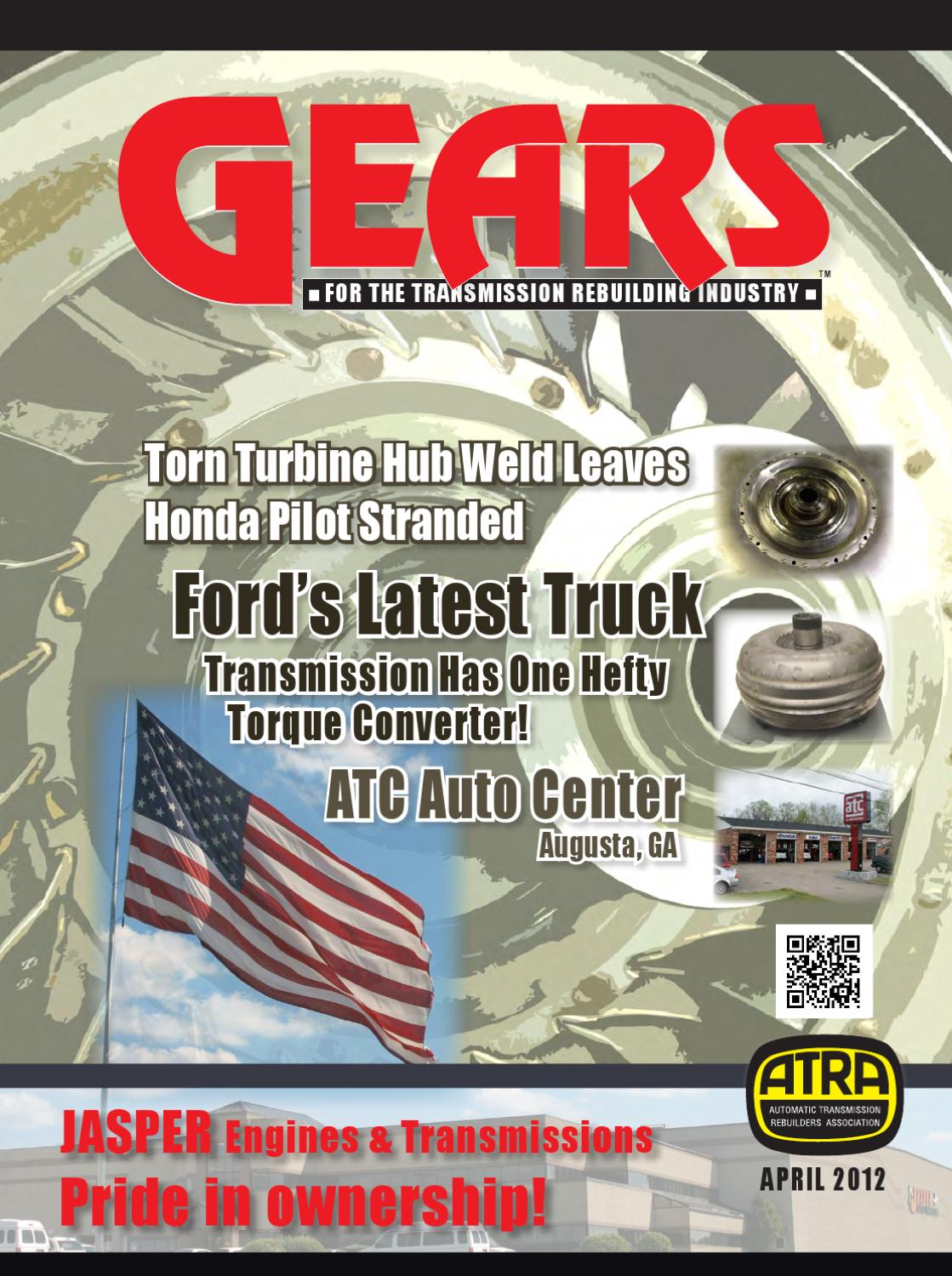 GEARS April 2012 by Diane Bland - issuu