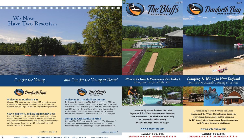 Danforth Bay The Bluffs Brochure 2012 By Danforth Bay