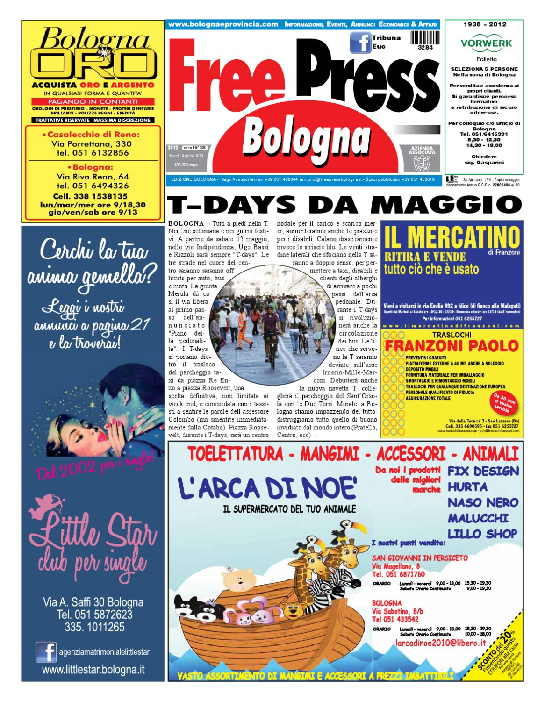 Free-Press 205 by La Tribuna srls - issuu a8941a8bfcaf