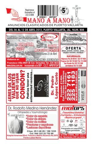 e358684a778b6 Publicidad 808 by MANO A MANO - issuu