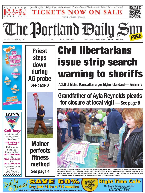 The Portland Daily Sun 4a9ea2e4f2e1c
