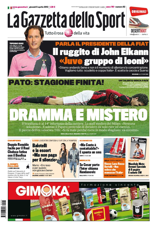 Gazzetta dello sport by alberto canale - issuu 38c6994fe990