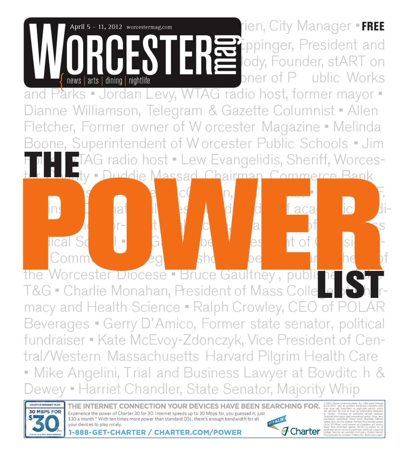 Worcester mag april 4 2012 by worcester magazine issuu aiddatafo Images