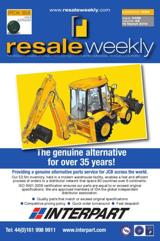 Resale weekly 2489 by resale weekly issuu page 1 fandeluxe Choice Image