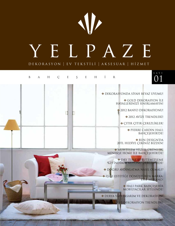 Dekorasyonda 2012 Trendleri