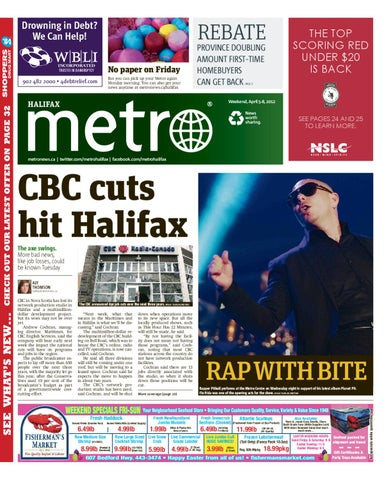 Halifax by Metro International issuu