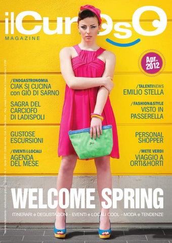 ilCurioso - Aprile 2012 by ilCurioso Magazine - issuu e6338ca2687