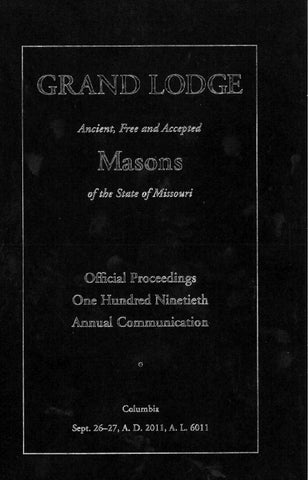 4f365663af70 2014 Proceedings - Grand Lodge of Missouri by Missouri Freemasons - issuu