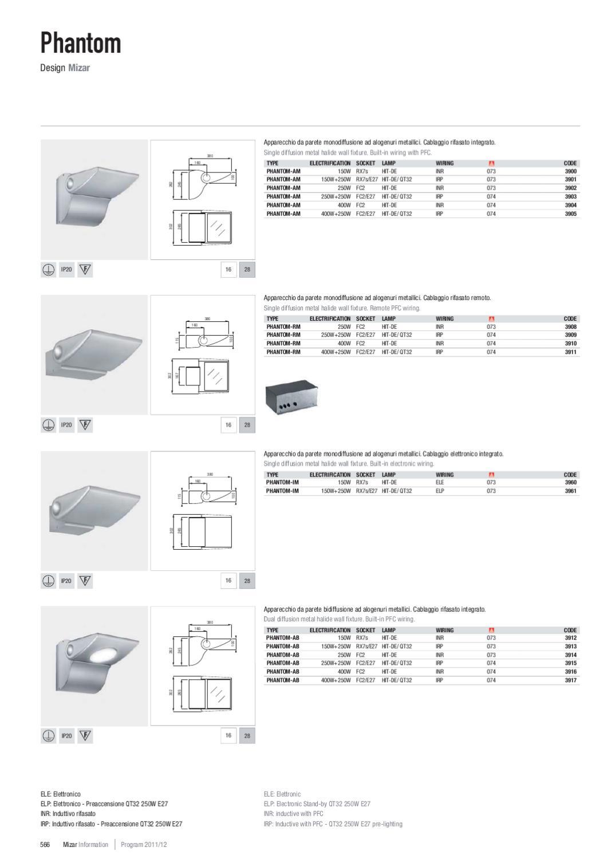 Mizar 2012 Part2 By Divosvetcomua Issuu Metal Halide Wiring Diagram For An Light Fixture
