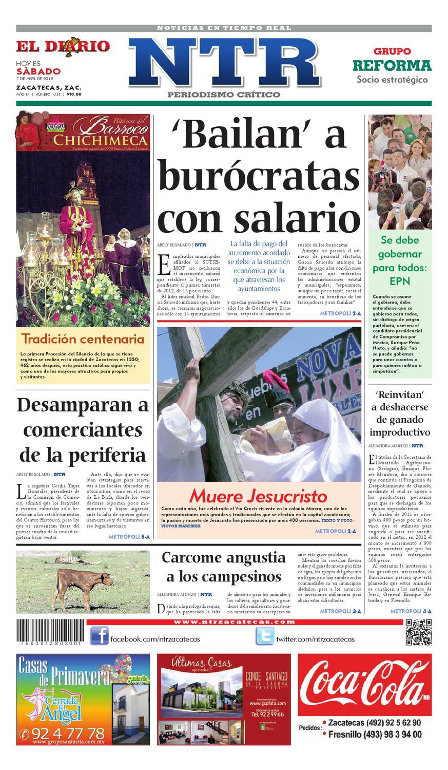 buy popular 54b49 0e890 El Diario NTR by NTR Medios de Comunicación - issuu