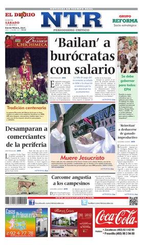 buy popular b36aa 9b36b El Diario NTR by NTR Medios de Comunicación - issuu