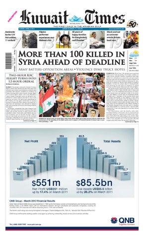 18f24a3eb66 08 Apr 2012 by Kuwait Times - issuu