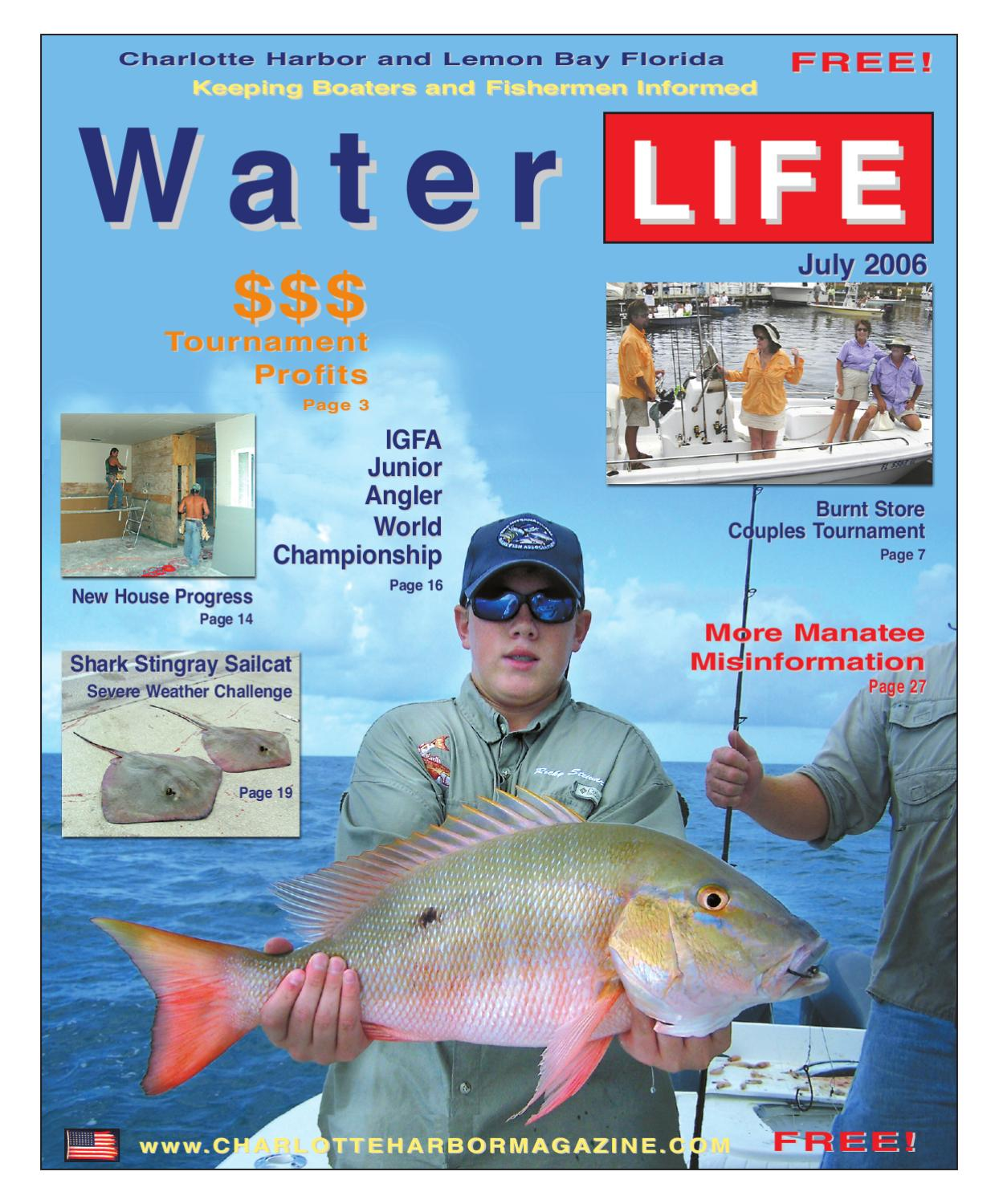 Water LIFE July 2006 by Water LIFE magazine - issuu