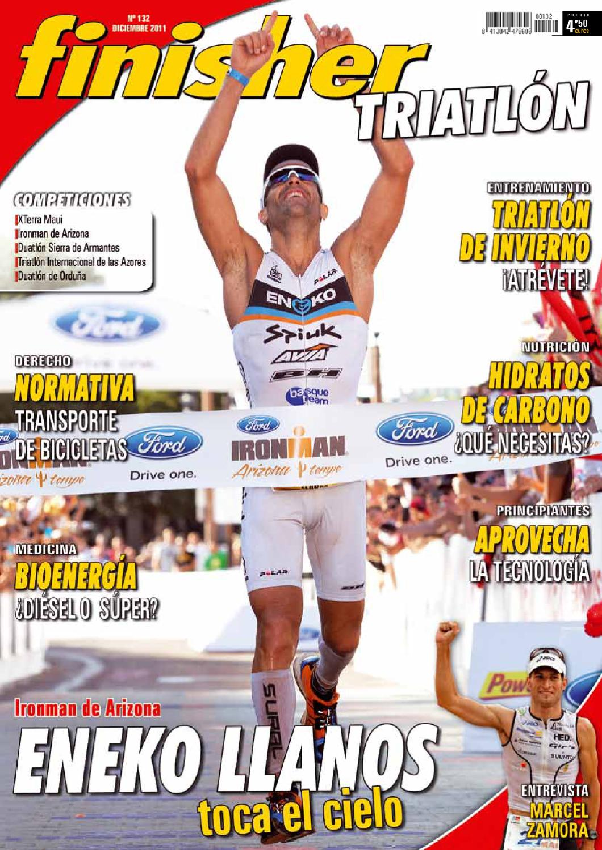 8267266957b Finisher Triatlón 132 by Luis Torrente Moreno - issuu