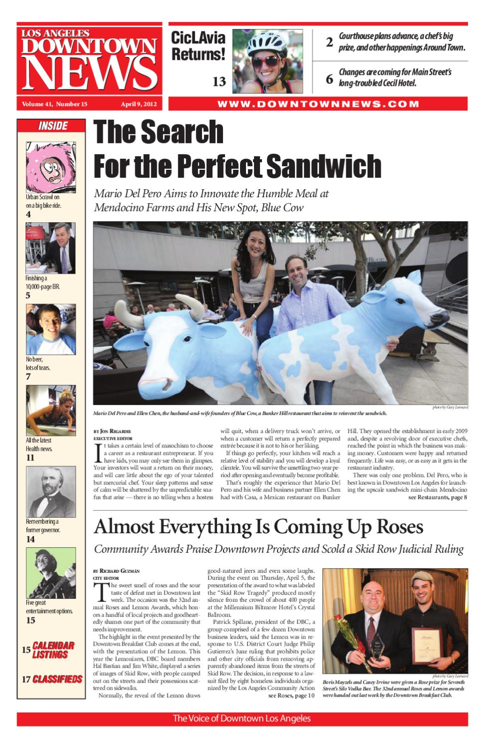 04-09-12 by Los Angeles Downtown News - issuu