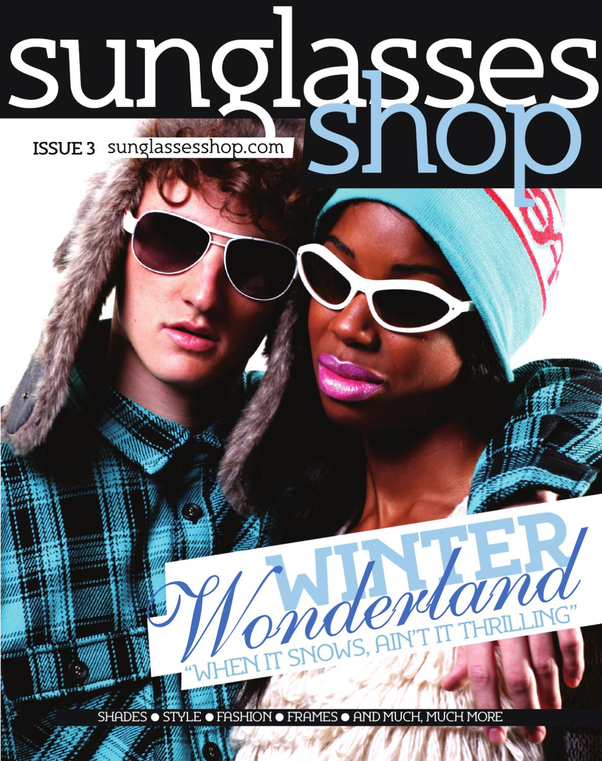 8ab3d230292a Sunglasses Shop Magazine Issue 3 by Sunglasses Shop - issuu