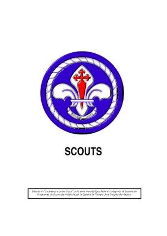 tropa scout by joaquin erosa - issuu