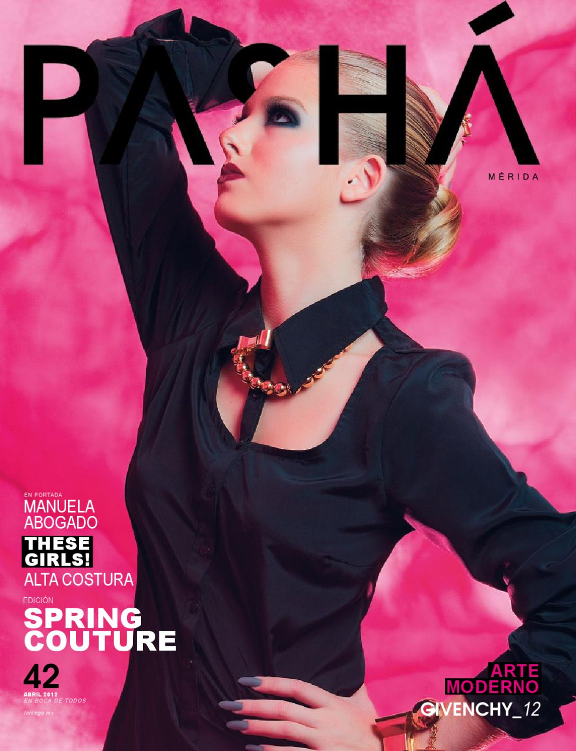 Pasha/ Spring Couture/42 by Grupo FORCEGO - issuu