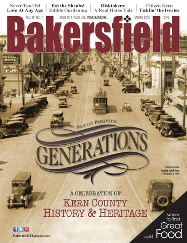 Bakersfield magazine 29 1 generations by bakersfield magazine page 1 malvernweather Image collections