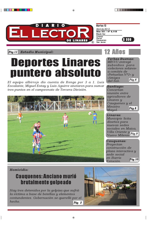 10-04-2012 by Diario El Lector del maule - issuu