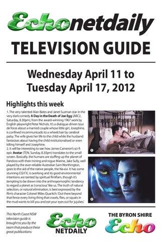 acc02e93643e2 Echonetdaily TV Guide – April 11–April 17