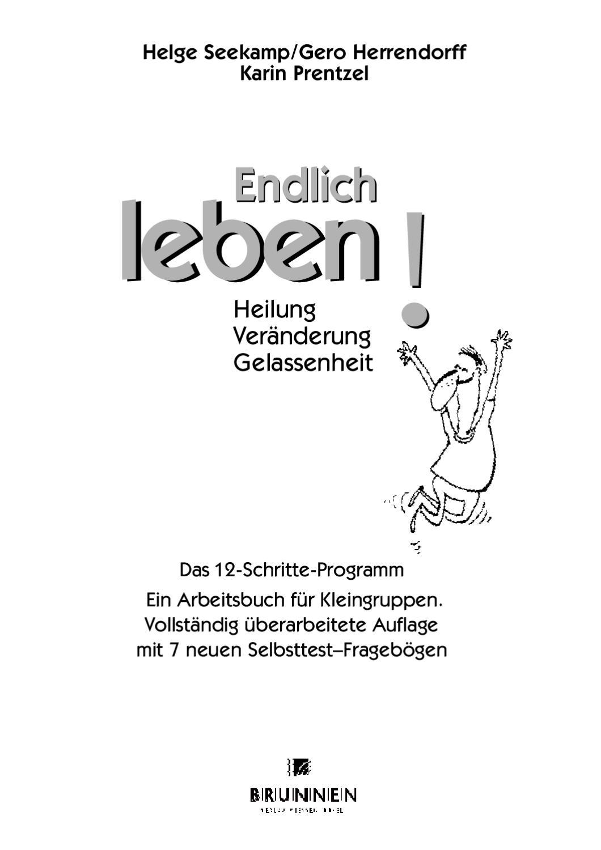 Endlich Leben Arbeitsbuch DEMO by Endlich-Leben-Netzwerk - issuu