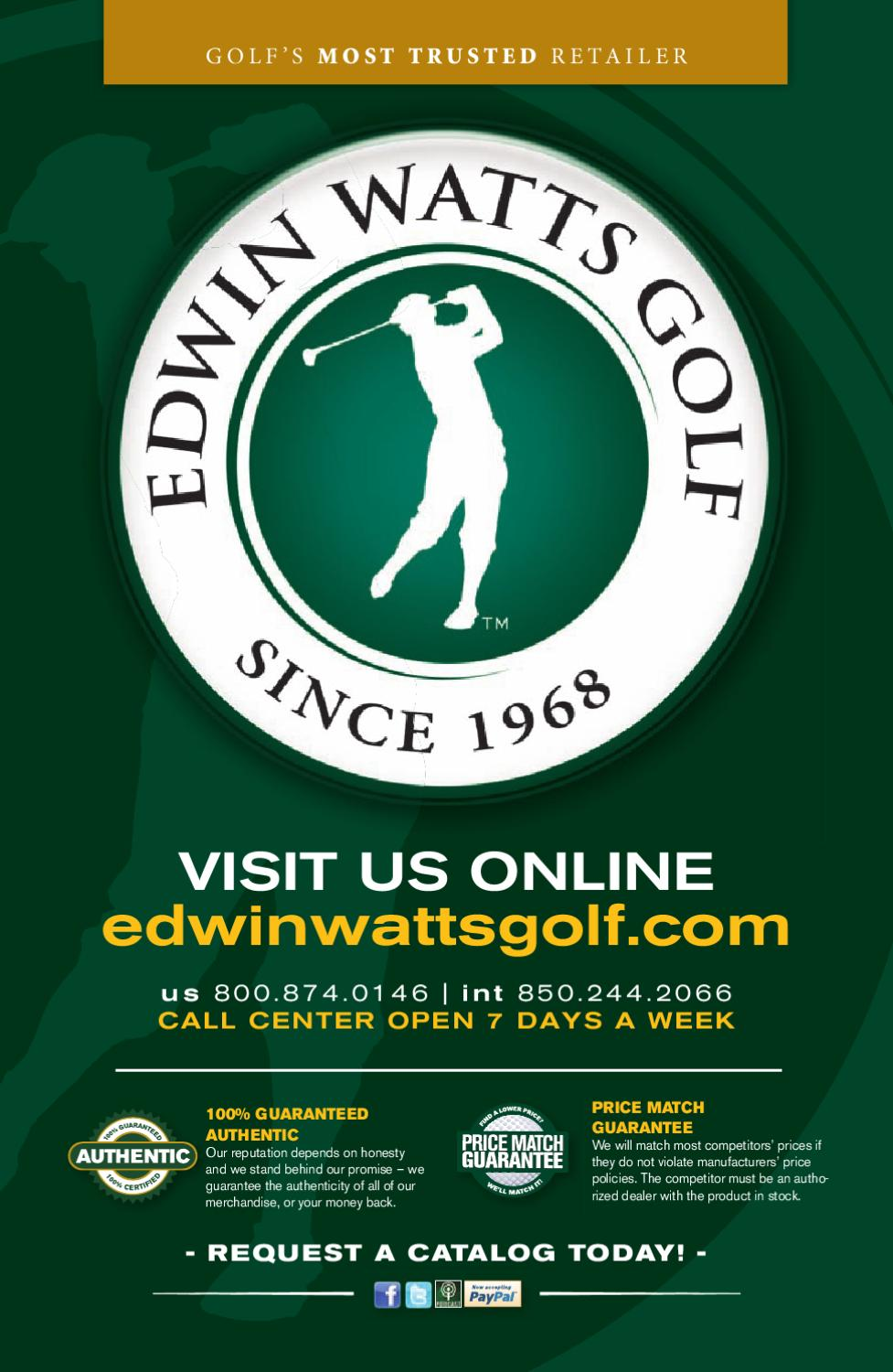 14772ec93c Golfer s Guide Central Indiana 12.1 by Golfers Guide Marketing ...